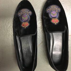 Lauren Ralph Lauren Velvet Loafers